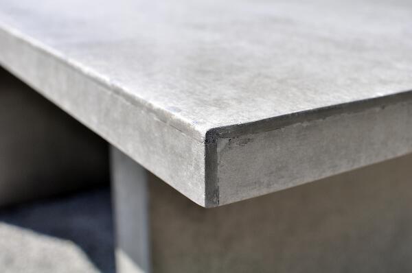 gruppe sedan beton glasfaser grau inko gartenm bel. Black Bedroom Furniture Sets. Home Design Ideas