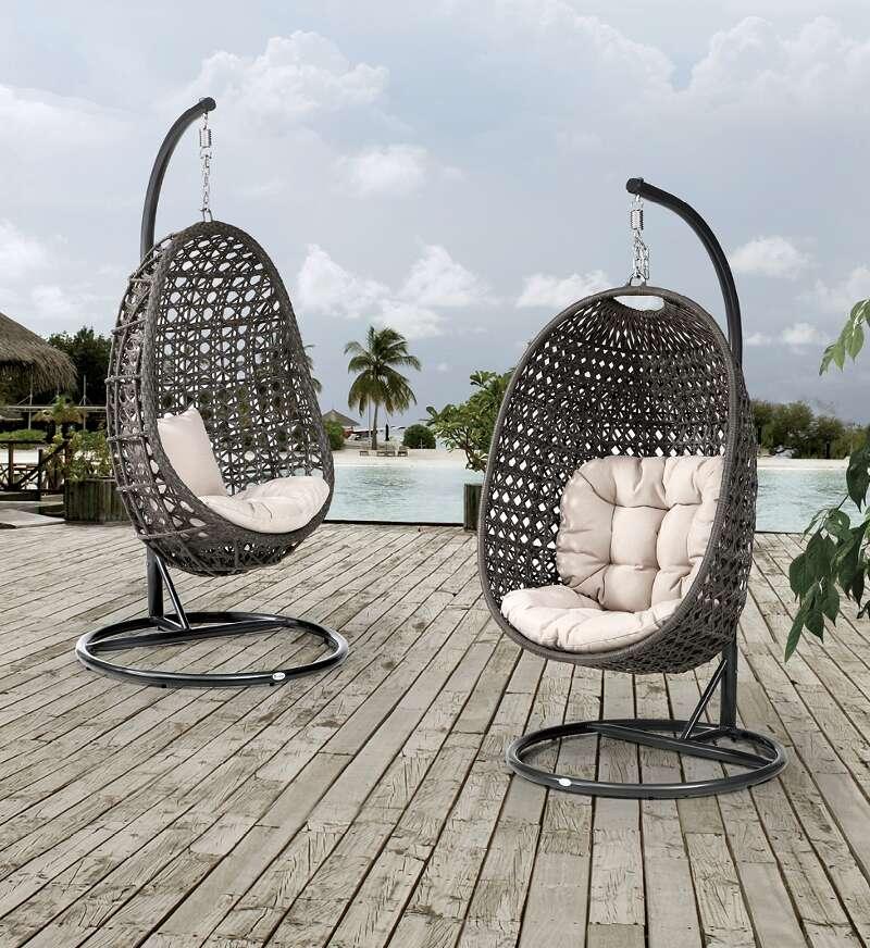 h ngesessel coco promo destiny gartenm bel. Black Bedroom Furniture Sets. Home Design Ideas