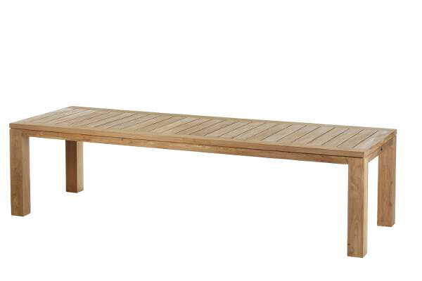 Tisch Chateau 300 cm Recycled Teak Natur - Diamond