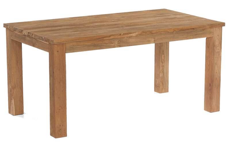 Gartentisch Charleston 160 x 90 cm old teak - SonnenPartner 80050710