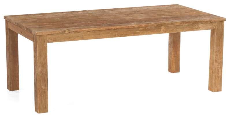 Gartentisch Charleston 200 x 100 cm old teak - SonnenPartner 80050715