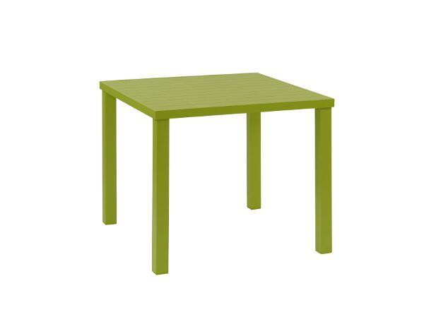 Tisch Ronda Alu grün - inko Gartenmöbel TOG_299-G