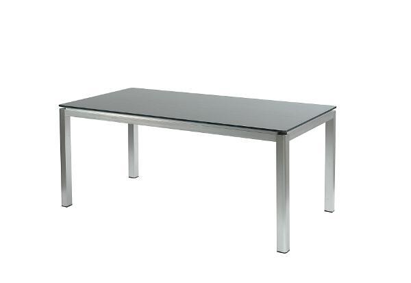 Tisch Ancona HPL zebrano - inko Gartenmöbel TBT_180