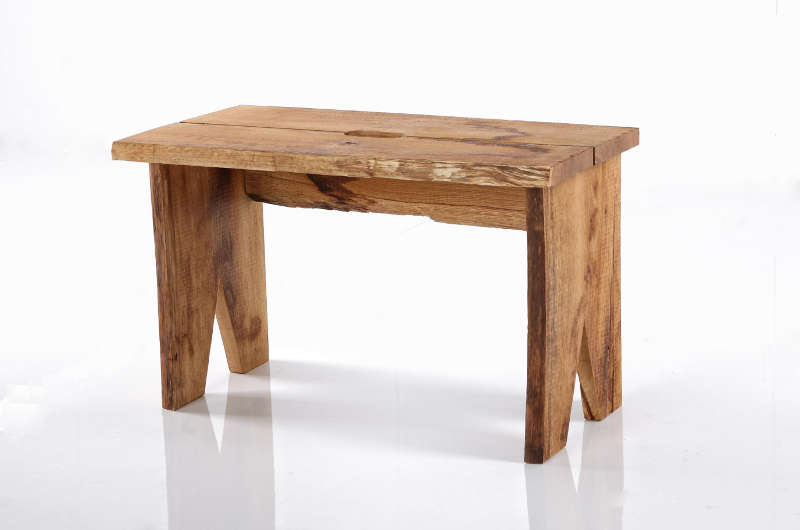 Hocker Woodline Eiche - Astor Wohnideen