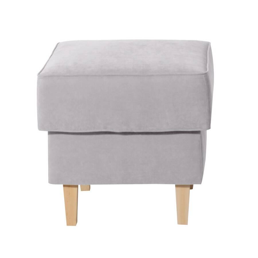 hocker lorris silber max winzer. Black Bedroom Furniture Sets. Home Design Ideas