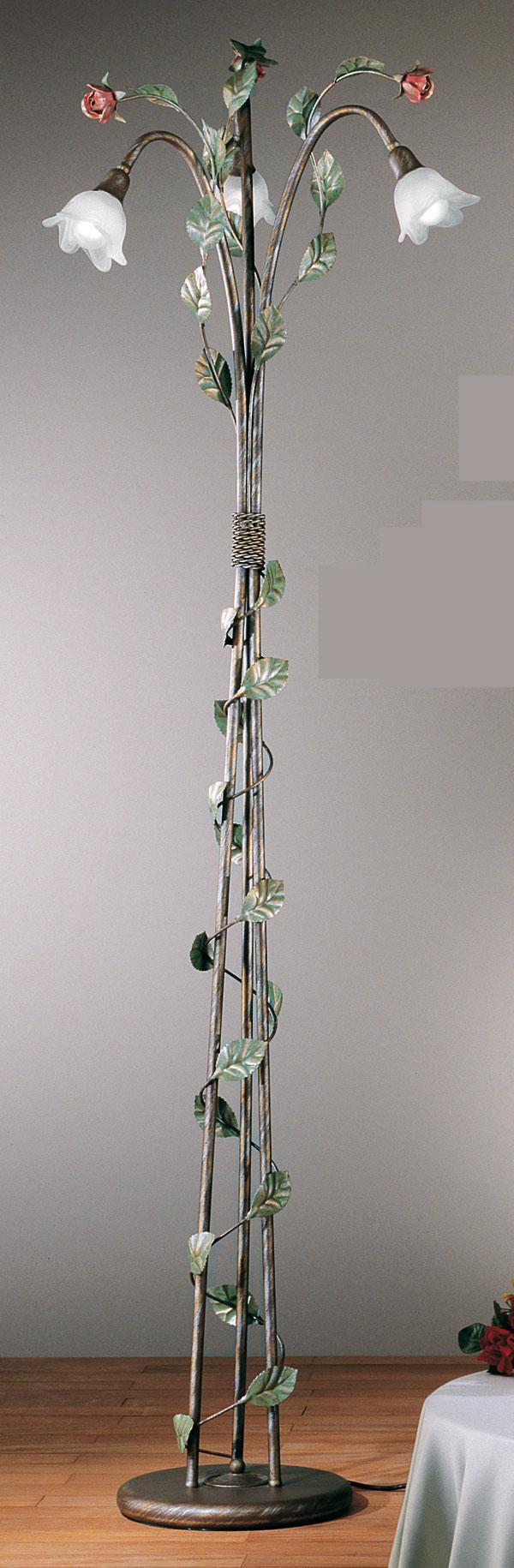 stehleuchte rosaio hans k gl. Black Bedroom Furniture Sets. Home Design Ideas