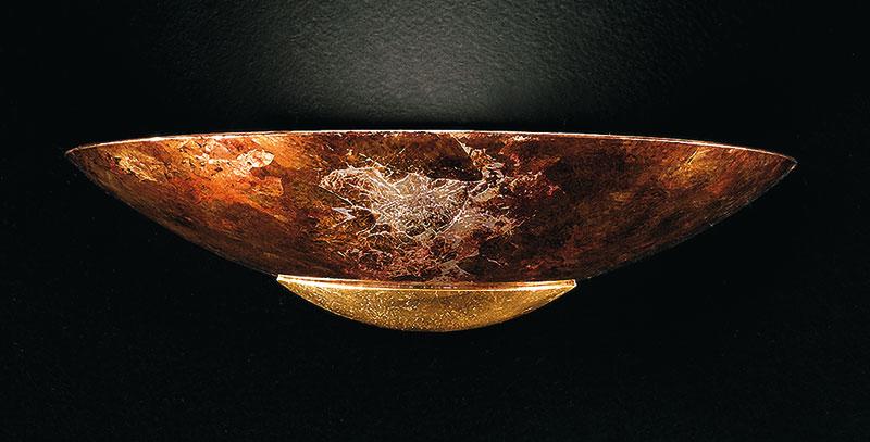 wandleuchte sonne aurora 28314 hans k gl. Black Bedroom Furniture Sets. Home Design Ideas