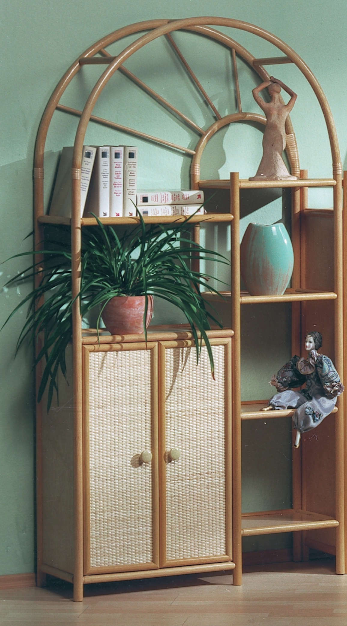 rattanschrank lorelei ii necke. Black Bedroom Furniture Sets. Home Design Ideas