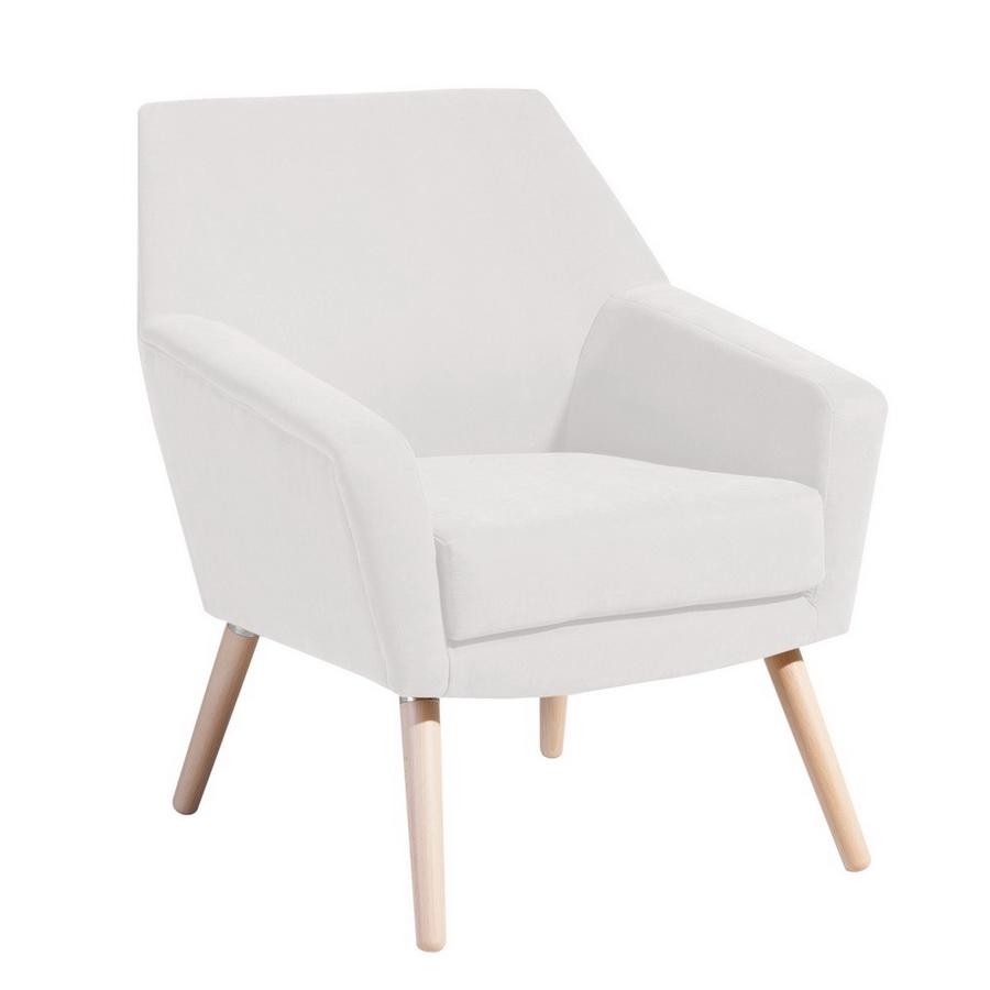 sessel alegro creme max winzer. Black Bedroom Furniture Sets. Home Design Ideas