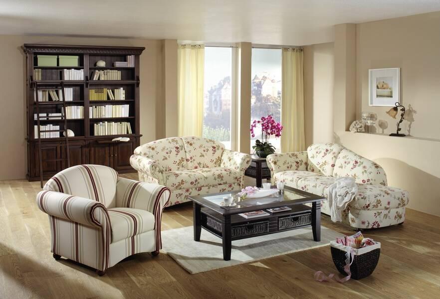 sofa corona wei 2 5 sitzer gestreift max winzer. Black Bedroom Furniture Sets. Home Design Ideas