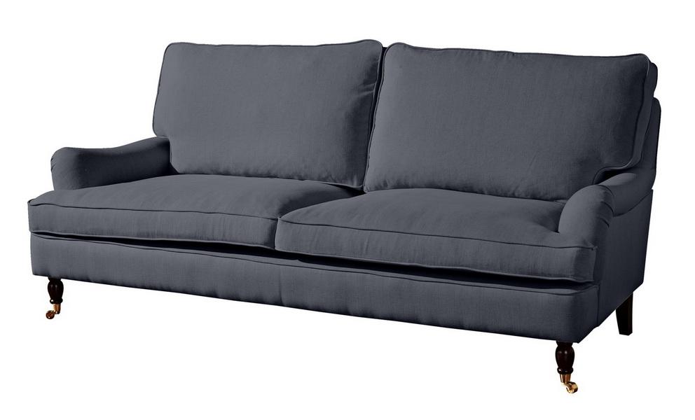 sofa passion 3 sitzer anthrazit max winzer. Black Bedroom Furniture Sets. Home Design Ideas