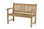Bank Java 120 cm Teak - Diamond Garden