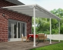 Terrassendach Feria Patio Covers 4x4 weiss klar - Palram